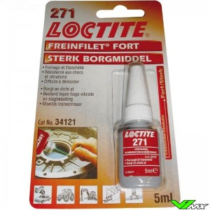 Loctite 271 Threadlocker high strength 5ml