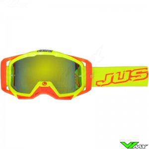Just1 Iris Crossbril Neon Geel