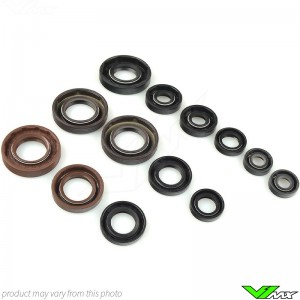 Oil seal set complete Centauro - KTM 125SX 144SX 150SX 200SX 125EXC 200EXC Husqvarna TC125 TE125 Husaberg TE125