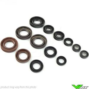 Oliekeerringen set compleet Centauro - KTM 125SX 150SX 125XC-W 150XC-W Husqvarna TC125 TX125