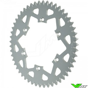 Achtertandwiel aluminium PBR (520) - Yamaha WR250F WR400F WR426F WR450F YZ125 YZ250 YZ250X YZF250 YZF400 YZF426 YZF450