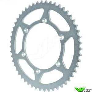 Rear sprocket steel PBR (520) - Yamaha TT-R250 WR200 WR400F WR500 YZ125 YZ250 YZ490 YZF400