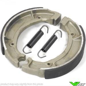 Tecnium Voor/Achter Remschoenen - Kawasaki KLX110 Suzuki DRZ110 RM100 RM80