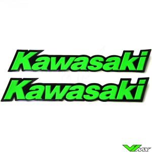 Kawasaki Legpatch (2 stuks)