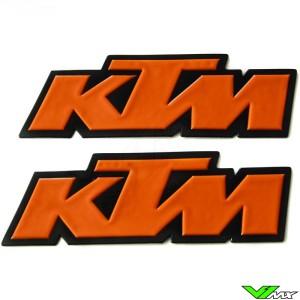 KTM Legpatch (2 stuks)