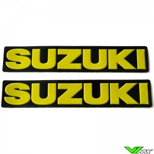 Suzuki MX Legpatch (2 pcs)