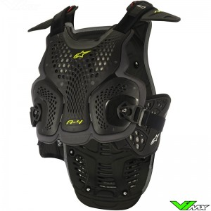 Alpinestars 2018 A4 Body Protector Black / Anthracite