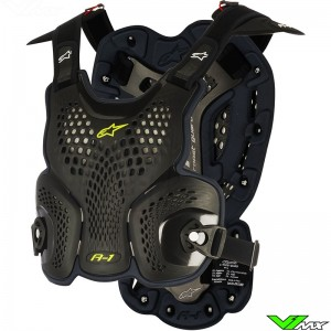 Alpinestars 2018 A1 Body Protector Black / Anthracite