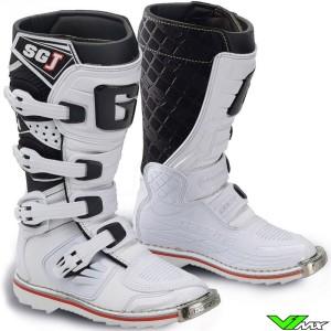 Gaerne SG-J Motocross Boots White