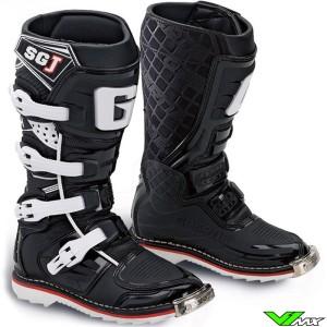 Gaerne SG-J Motocross Boots Black