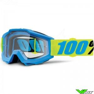 100% Accuri Goggle Belize - Clear Lens