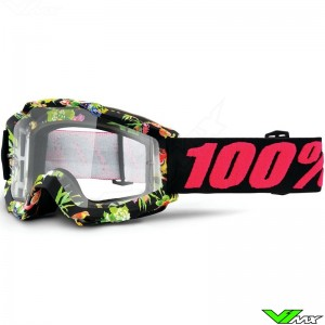 100% Goggle Accuri Chapter 11 - Clear Lens