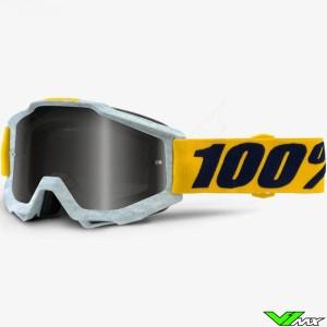 100% Crossbril Accuri Athleto - Mirror Silver