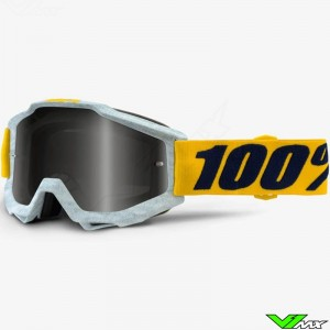 100% Goggle Accuri Athleto - Mirror Silver