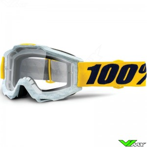 100% Goggle Accuri Athleto - Clear Lens