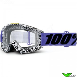 100% Goggle Accuri Brentwood - Clear Lens