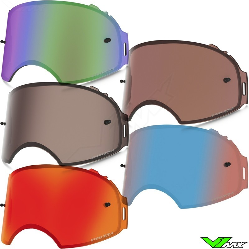 oakley airbrake mx lenses