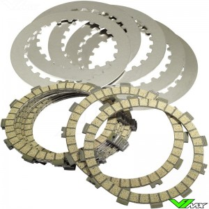 TMV Clutch Plate Kit - KTM 125SX 144SX 150SX 125EXC 200EXC Husqvarna TC125 TE125 TX125