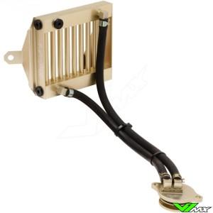 Twin Air Oil Cooler - Husqvarna TC250 TC450 TC510 TE250