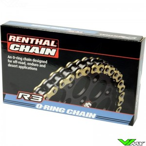 Renthal Chain R3.3 SRS Ring 520 118L
