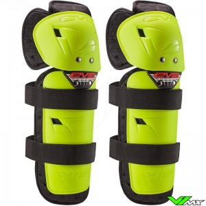 EVS Option Knee Guards Fluo Yellow