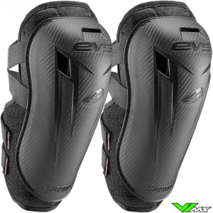 EVS Option Elbow Guards Children Black