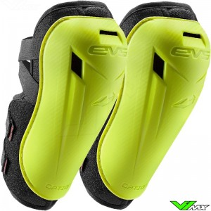 EVS Option Elbow Protection Children Fluo Yellow