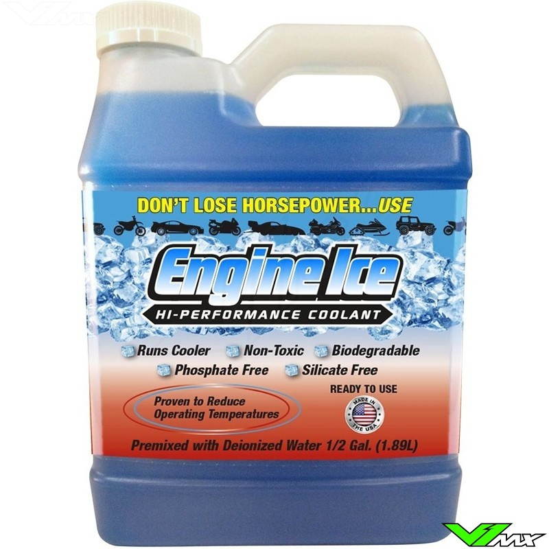 Engine Ice Coolant 1,8L