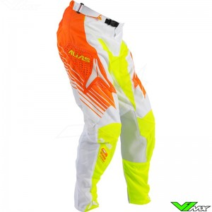 Alias A1 MX Pants Neon Orange / Neon Yellow (32/34)