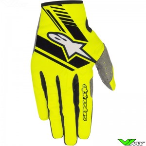 Alpinestars 2018 Neo MX Gloves Fluo Yellow / Black