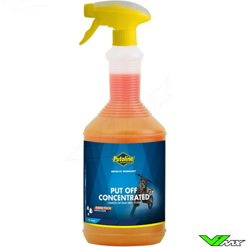 Putoline Put Off Bike Cleaner Concentraded - 1 Liter