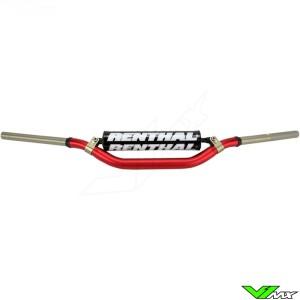 Renthal Twinwall Dirtbike Handlebars Red