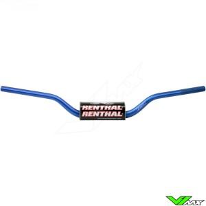 Renthal Fatbar Dirtbike Handlebars Blue