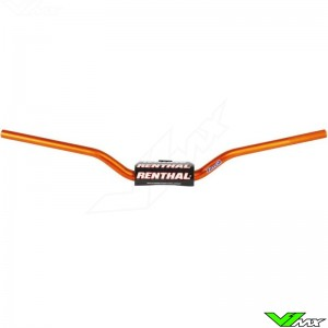 Renthal Fatbar Dirtbike Handlebars Orange