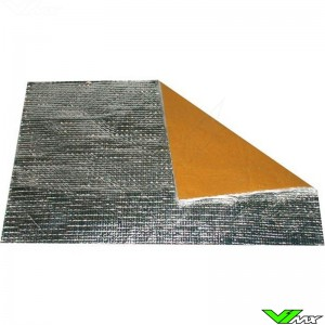 Self-adhesive heat shield 20x30cm