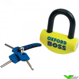 Brake lock Oxford Boss