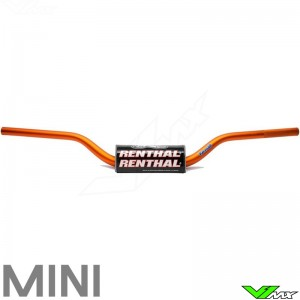 Renthal Fatbar Mini Dirtbike Handlebars Orange