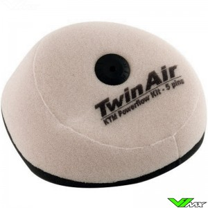Twin Air Airfilter FR for Powerflowkit - KTM 250SX 250SX-F 450SX-F 505SX-F 250EXC 400EXC 450EXC 530EXC 250EXC-F