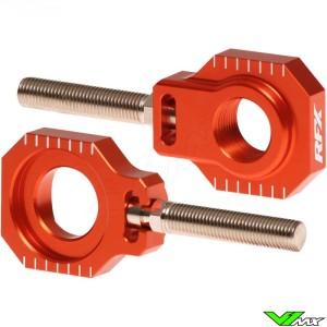 RFX Achterasblokken Oranje - KTM