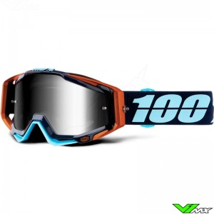 100% Racecraft Motocross Goggle Ergono