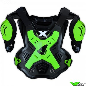 UFO X-Concept Body Armour Fluo Green