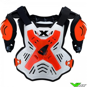 UFO X-Concept Body Armour Fluo Orange