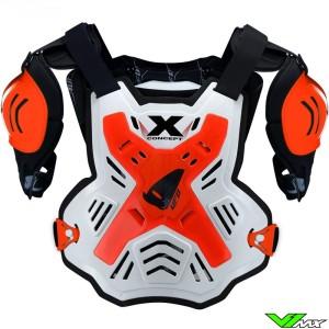 UFO X-Concept Bodyprotector Fluo Oranje