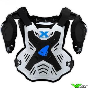 UFO X-Concept Bodyprotector Zwart Wit