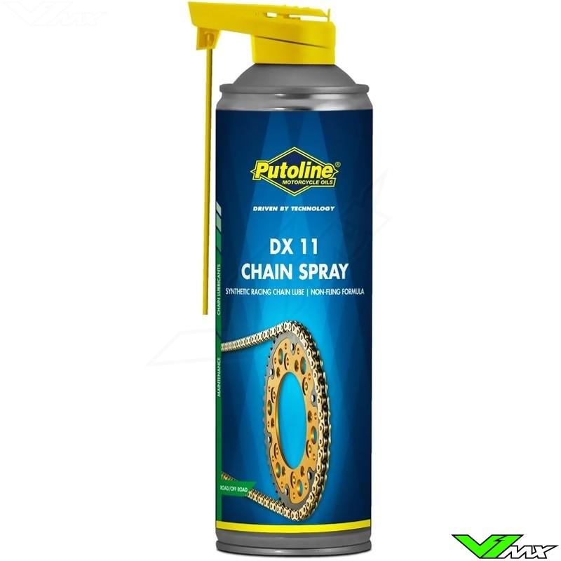 Putoline DX11 Kettingspray - 500ml