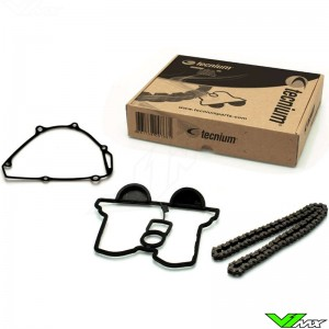 Tecnium Distributieketting + Pakking Set - Yamaha YZF250 WR250F GasGas EC250F EC300F