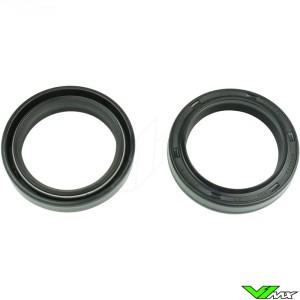 Bihr Fork Oil Seal Set - Suzuki RM125 RM250 RMX250 Honda CR125 CR250 CR500 Husqvarna TC610 TE610 WR250
