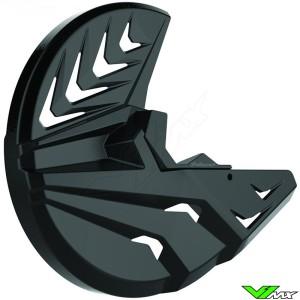 Polisport Brake Disc Protector + Bottom Fork Protector Black - Honda CRF450R