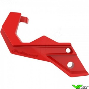 Polisport Bottom Fork Protector Red - Honda CRF450R
