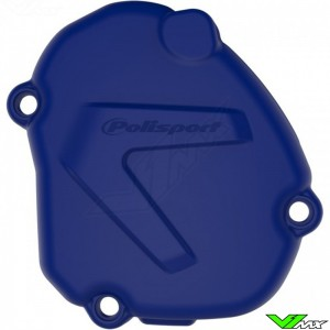 Polisport Ignition Cover Protector Blue - Yamaha YZ125